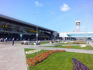 Terminal 1A of Kazan airport