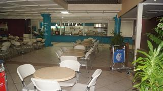 Кафе в Международном аэропорту Сейшельских островов