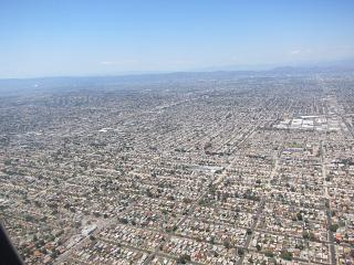 The Suburbs Of Los Angeles