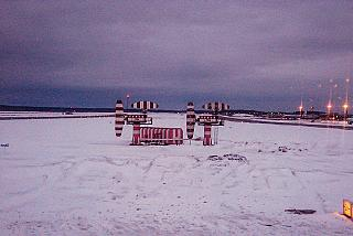 Локаторы Tesla в аэропорту Шереметьево