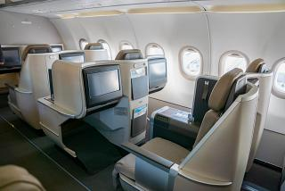 Business Class on Airbus A321LR TAP Portugal