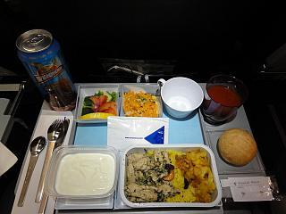 На борту Airbus A320 авиакомпании Air Astana