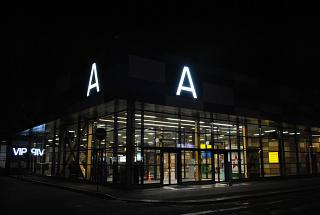 Terminal a Simferopol airport