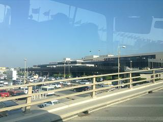 The passenger terminal of the airport Bahrain