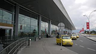 Терминал внутренних рейсов аэропорта Богота Эльдорадо