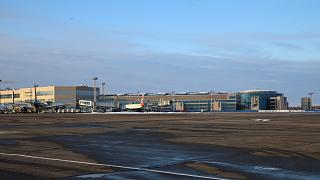 A new wing for international flights at Domodedovo airport