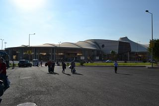 Passenger terminal 1 of the airport of Sharm-El-Sheikh