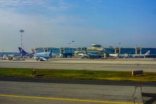 Сектор B аэропорта Милан Мальпенса