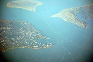 The Dutch port city of Den Helder
