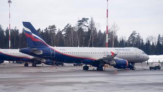 Airbus A320 VP-BZQ Aeroflot in Sheremetyevo airport