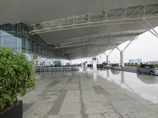 The international terminal of airport Hanoi, Noi Bai