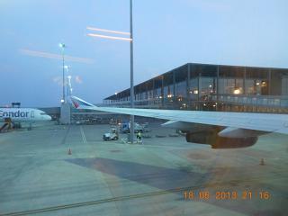Аэровокзал аэропорта Даламан