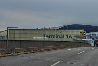 Терминал 1А аэропорта Вена Швехат