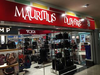 Магазин Дьюти-Фри в аэропорту Сэр Сивусагур Рамгулам