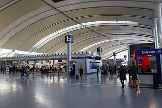 In terminal 1 of Toronto Pearson international airport