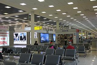 Lounges in terminal E of Sheremetyevo airport