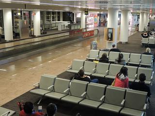 Залы ожидания посадки на рейс в аэропорту Брюсселя