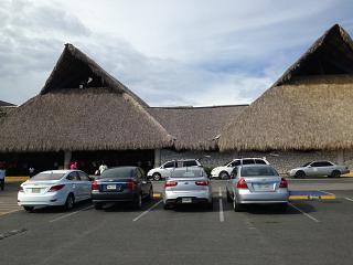 Аэровокзал аэропорта Пунта-Кана