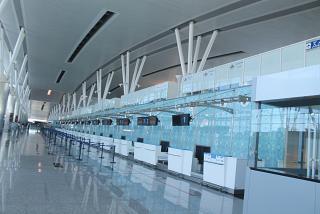 Reception at the airport Enfidha-Hammamet