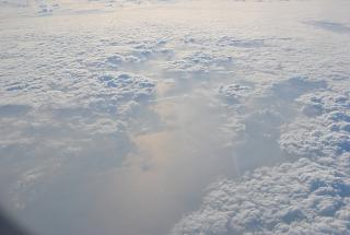 Clouds over Vietnam