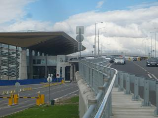 Пассажирский терминал аэропорта Санкт-Петербург Пулково
