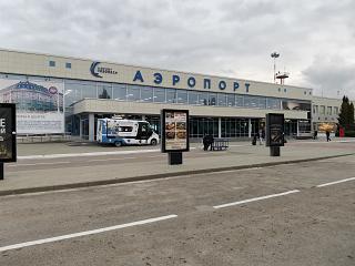 Passenger terminal of Voronezh airport
