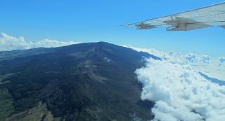 Юго-западный склон вулкана Калеахала на острове Мауи