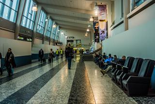 В терминале 2 аэропорта Вена Швехат