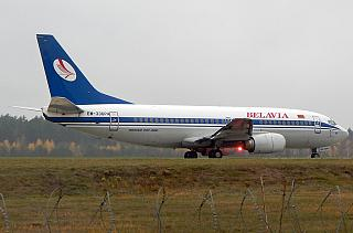 A Boeing-737-300 EW-336PA airlines Belavia