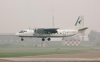 Aircraft An-24 RA-47804 of IrAero Airlines