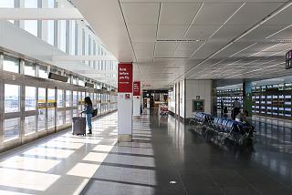 Станция Аэроэкспресса в аэропорту Торонто Пирсон