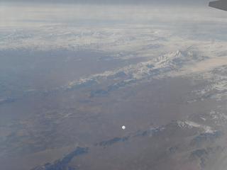 В полете над Ираном