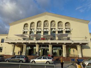 Терминал А аэропорта Вильнюс