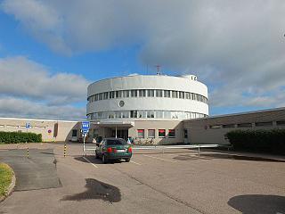 The airport Malmi in Helsinki
