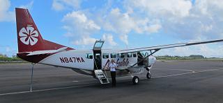 Cessna Caravan airlines Mokulele airport Kahului