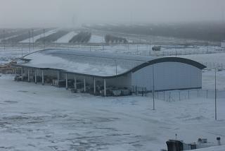 Грузовой терминал аэропорта Астана