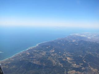 Побережье Тихого Океана в Калифорнии