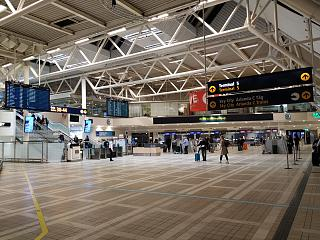 Общий зал в терминале 4 аэропорта Стокгольм Арланда