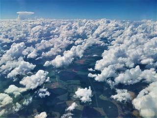 Облака над Башкортостаном