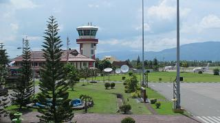 Control tower pattimura airport
