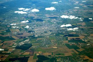 The city of Ploiesti - the oil capital of Romania