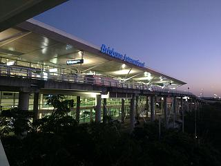 Пассажирский терминал аэропорта Брисбен