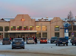 Аэровокзал аэропорта Ухта