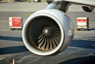 The GP7270 engine of the Airbus A380