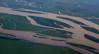 Amur River North of Khabarovsk
