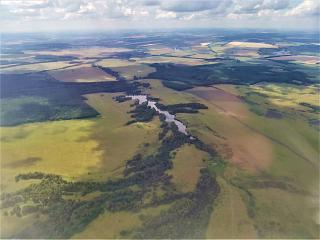 Fields of Bashkortostan