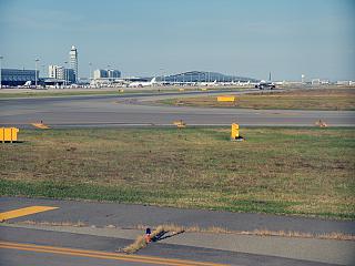 Osaka International Airport, Kansai