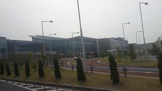 Passenger terminal at Tokyo Haneda