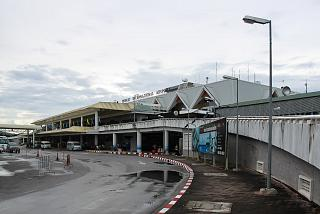Terminal 1 of the airport of Phuket