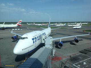 Боинг-747-400 авиакомпании
